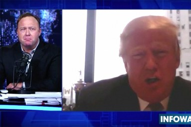 Image result for alex jones die for trump